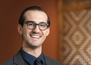 Gideon Litherland, PhD, LCPC (IL), CCMHC, BC-TMH